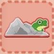 岩場のカエル.jpg