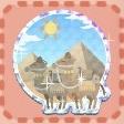 砂漠とラクダ(キラ).jpg